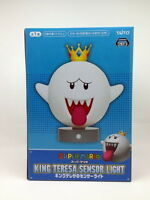 Super Mario Bros. Sensor Light of King Boo Teresa figure Nintendo Taito