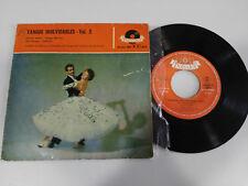 "ALFRED HAUSE TANGOS INOLVIDABLES VOL 2 SINGLE 7"" VINILO VINYL 1960 SPAIN ED"