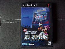 Ps2: Jissen Pachi-Slot hisshouhou! Aladdin 2 Evolution | NTSC/japón | Sega