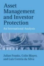 ASSET MANAGEMENT AND INVESTOR PROTECTION - NEW HARDCOVER BOOK