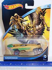 Hot Wheels - DC COMICS - HAWKMAN car - Ages 3 & up