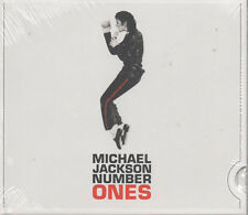 Michael Jackson Number Ones CD NEU Limited Pur Edition Billie Jean Beat It Bad