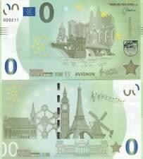 Biljet billet zero 0 Euro Memo - Avignon (058)