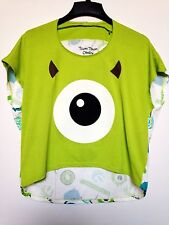 Disney Store Japan Tsum Tsum Candy Womens T-Shirt Mike from Monsters Inc. NWT