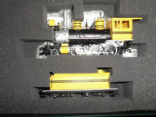 Bachman Spectrum  On30 - 25249 Steam Loco 2-6-0 Painted, unlettered - Bumble Bee