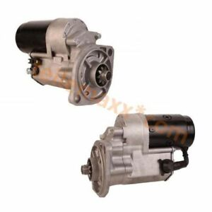 Anlasser für Isuzu Daewoo TCM Stapler Trooper 017000 028000-6440 228000-4293 NEU