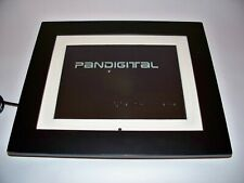 "Pandigital PHOTO FRAME 8"" Black LCD Model PAN812-B with Power Supply & 2GB Chip"