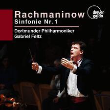 Rachmaninow / Dortmu - Sergei Rachmaninow: Symphony No. 1 [New SACD]