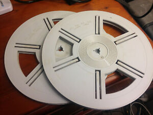 ELMO ST-1200 SUPER 8mm Movie Film Reel / Spool. 800' capacity.