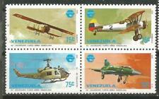 Venezuela Scott #1221a MNH 59 Anniversary Airforce 1979
