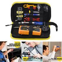 Durable 16en1 Température Réglable de fer à souder électroniques outil Kit