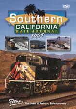 Southern California Rail Journal 2009 DVD Pentrex UP Heritage Units George Bush