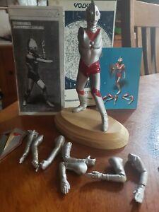 Volks Jr. Ultra World / Orient Hero Series fifty Ultraman Jack as is.