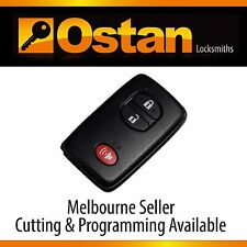 Refurbished Complete Toyota Smart Key to suit Land Cruiser 200, 2007 - 2008