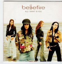(FJ484) Bellefire, All I Want Is You - 2002 DJ CD