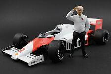 Bernie Ecclestone Figura per 1:18 Hotwheels Scuderia Ferrari BBR F1