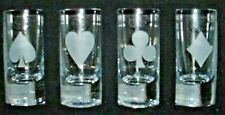 Kate Spade Gin Rummy Highball Hiball  (Set of 4) NEW IN THE BOX