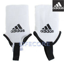 Adidas Ankle Shield Protector Guard Brace Pad Football Soccer Dual Sided