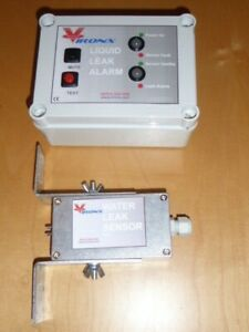 Vironx Liquid Leak Alarm and Water Leak Sensor NEW