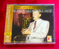 Gerry Mulligan Quartets in Concert  CD JAPAN VICJ-60749