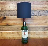 Jameson Whiskey Bottle Lamp - Shade And Bulb Included NEW