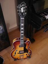 vintage Hagström Jimmy D'aquisto 53 056018 1979 von 302 mit F-hole Jazzguitar