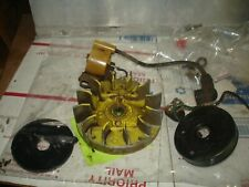 McCulloch mac 3-10 dsp coil and flywheel    chainsaw part only bin 457 //