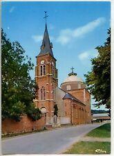 CP 80 SOMME - Grivesnes - L'église b