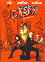 BORED TO DEATH - THE COMPLETE SECOND SEASON (BOXSET) (DVD)