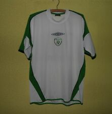 Umbro Ireland Training Retro Vintage Jersey Eircom M