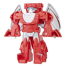 Playskool Heroes Transformers Rescue Bots Heatwave The Fire-bot to Dragon Figure
