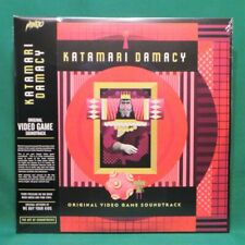 Katamari Damacy Original Video Game Soundtrack Neon Green & Pink Vinyl 2xLP