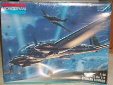 Monogram 1/48 Scale Heinkel He 111 Bomber -  Factory Sealed
