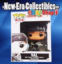 Pop - Games - Evolve #38 - Val - Vinyl Figure - Funko - 2010