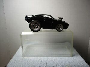 1/24 SCALE DIECAST CAR IN ACRYLIC CASE ~ JOYRIDE FAST FURIOUS ~ DODGE CHARGER