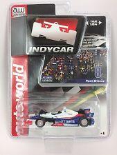 1/64 Scale 2014 Autoworld #8 Ryan Briscoe Chip Ganassi NTT DATA IndyCar Diecast