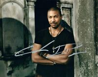 Charles Michael Davis Signed Autographed 8x10 Photo THE ORIGINALS Actor COA