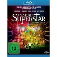T.MINCHIN/C.MOYLES/M.CHISHOLM - JESUS CHRIST SUPERSTAR BLU-RAY MUSICAL NEU