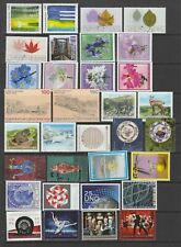 Liechtenstein modern MNH collection, 65 stamps