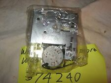 WHIRLPOOL/KENMORE WASHER TIMER 374240 90 DAYS WARRANTY. FREE SHIPPING.