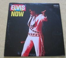 Elvis Now LSP-4671 RCA Stereo  Pre-owned 1972