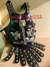 Medieval Leather Muscle Armor Jacket Wearable Roman Chestplate Armor Costume