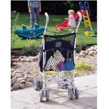 Stroller/Buggy Shopping Bag Storage Net BLACK fits Maclaren, Quinny Buzz Zapp,