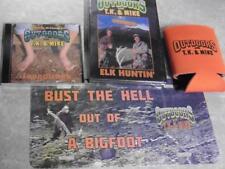 TK & Mike Gift Set, Elk Hunter Set,Southern Redneck Comedy Hunting Gift