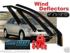 AUDI A3  1997 - 2003  5.doors  Wind deflectors 4.pc   HEKO  10219