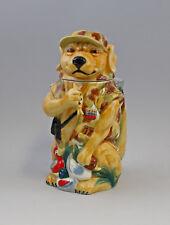 Porcellana Brocca Tazza da collezione Cane Labrador nella Camuffamento (E).