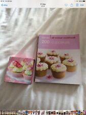Cupcake Recipe Book And Mini Note Pad