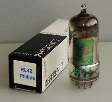 1 x Miniwatt EL42 tube, Square-getter, excellent condition, vintage Mullard 1954
