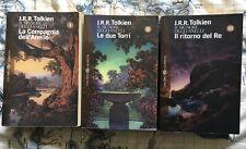 Il signore degli anelli + Lo Hobbit, J.R.R.Tolkien, Bompiani 2002, Adelphi 2002