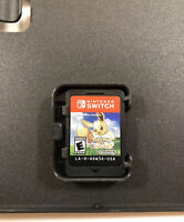 Pokémon: Let's Go, Eevee! (Nintendo Switch, 2018) Fast Free Shipping